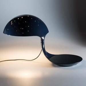 Martinelli Luce Martinelli Luce Cobra Scorpius stolná lampa, modrá