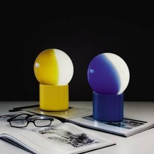 Martinelli Luce Martinelli Luce Pulce stolná lampa, modrá