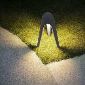 Martinelli Luce Martinelli Luce Cyborg chodníkové LED, sivé