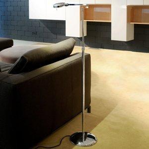 Milan Milan 3-LED výškovo nastaviteľná stojaca lampa 1pl