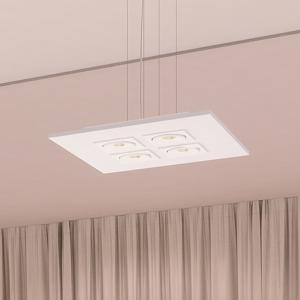 Milan Milan Marc – LED závesné svietidlo 4-plameňové