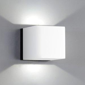 Milan Milan Dau nástenné LED svietidlo 2-pl. biele