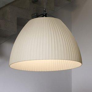 MODO LUCE Modo Luce Olivia závesná lampa Ø 60cm slonovina