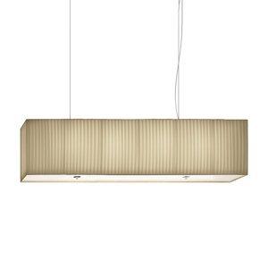 MODO LUCE Modo Luce Rettangolo závesná lampa 90cm slonovina