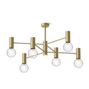 MODO LUCE Modo Luce Chandelier stropné 13pl 107cm zlaté