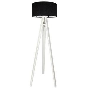 Maco Design Trojnohá stojaca lampa Aurelia v retro vzhľade