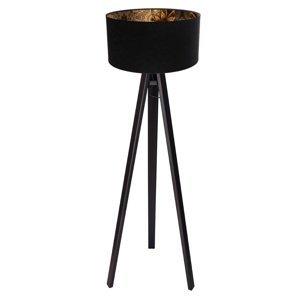 Maco Design Stojaca lampa Cyntia s očarujúcim tienidlom