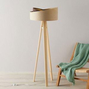 Maco Design Stojaca lampa Arianna vo vrstvenom vzhľade