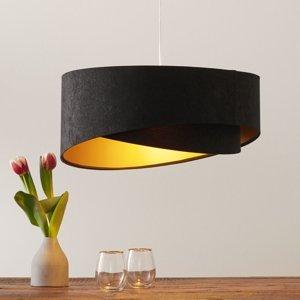 Maco Design Asymetrická závesná lampa Emi 2-farebná