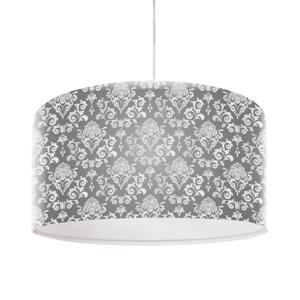Maco Design Závesná lampa Louis s motívom rokoko