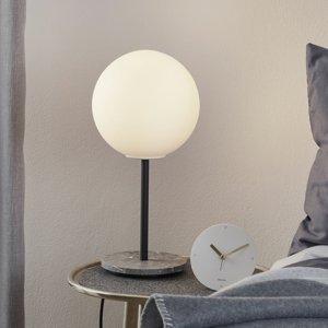 MENU Menu TR Bulb stolná lampa 41cm mramor/opál matná