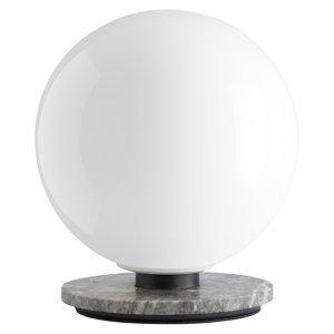 MENU Menu TR Bulb stolná lampa 22cm mramor/opál lesklá