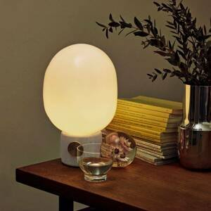 MENU Menu JWDA stolná lampa s mramorovým podstavcom