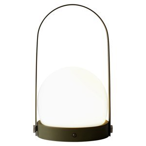 MENU Menu Carrie dekoračná LED lampa, olivová