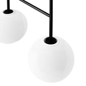 MENU Menu TR Bulb DTW závesná LED 4 čierna/opál lesklá