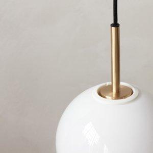 MENU Menu TR Bulb DTW závesná LED 1p mosadz/opál lesklá