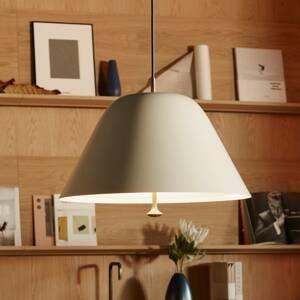 MENU Menu Levitate závesná lampa Ø 40cm svetlosivá