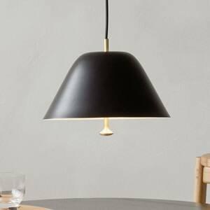 MENU Menu Levitate závesná lampa Ø 40cm čierna