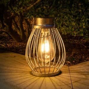 Näve Dekoračná solárna LED lucerna 5249859