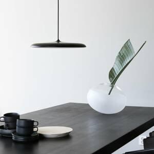 Nordlux Závesné LED svietidlo Artist, Ø 40cm, čierna