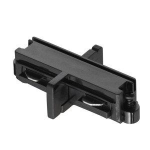 Nordlux Konektor pre prívodnú koľajnicu Link, čierny
