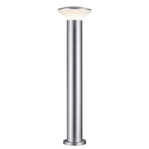 Nordlux Chodníkové svietidlo Hunt okrúhly tvar, hliník