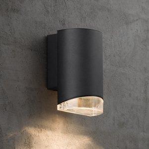 Nordlux Vonkajšie nástenné svietidlo Arn 1-pl. čierne