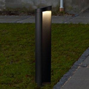 Nordlux Soklové LED svietidlo Mino 45 v tvare rúry