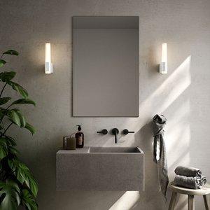 Nordlux Kúpeľňové nástenné LED svetlo Helva Night, biele