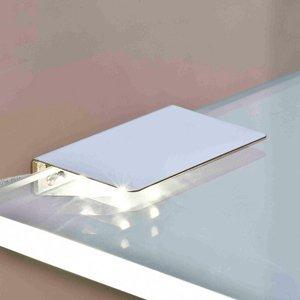 Nino Leuchten Podlinkové osvetlenie LED Clip 2 kusy teplá biela