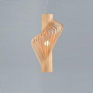Northern Northern Diva – dizajnérska závesná lampa z duba
