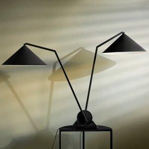 Northern Northern Gear Table stolná lampa, 2-plameňová