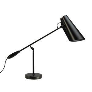 Northern Northern Birdy – stolová lampa v čiernej