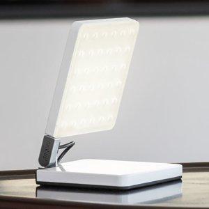 Nimbus Nimbus Roxxane Fly stolná LED lampa, biela