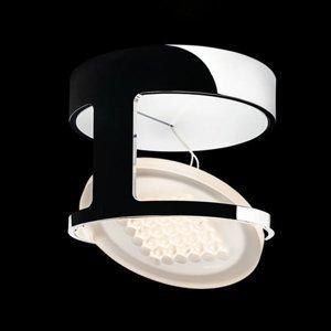Nimbus Nimbus Rim R 36 stropné LED svietidlo, chróm
