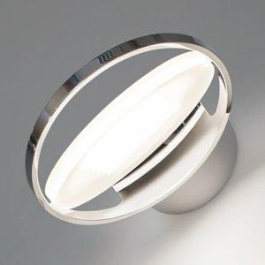 Nimbus Nimbus Rim R 36 nástenné LED svietidlo chróm