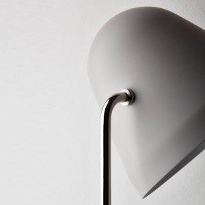 NYTA Nyta Tilt S Floor stojaca lampa oceľ, biela
