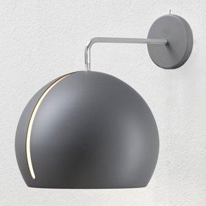 NYTA Nyta Tilt Globe Wall nástenné svietidlo, sivé