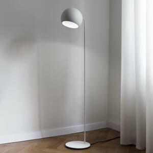 NYTA Nyta Tilt Globe Floor stojaca lampa biela matná
