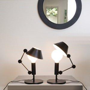 NEMO Nemo Mr. Light stolná lampa, tienidlo pohyblivé