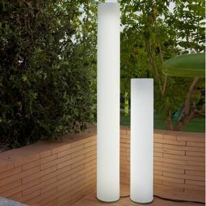 NEWGARDEN Newgarden Fity chodníkové svietidlo 160 cm 6500 K