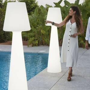 NEWGARDEN Newgarden Lola stojaca lampa 165 cm teplá biela