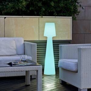 NEWGARDEN Newgarden Lola stojaca LED lampa, batéria, 110cm