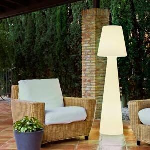 NEWGARDEN Newgarden Lola stojaca LED lampa, batéria, 165 cm