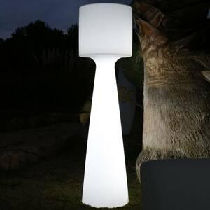 NEWGARDEN Newgarden Grace stojaca LED lampa batéria, 140cm