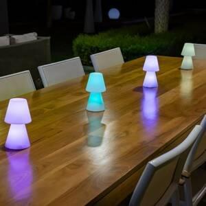NEWGARDEN Newgarden Lola 20 stolná LED lampa s batériou