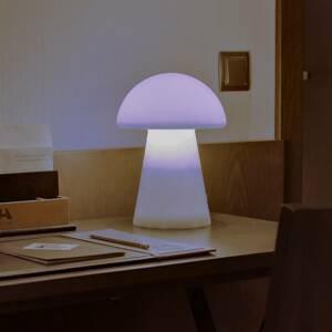 NEWGARDEN Newgarden Mafalda stolná LED lampa s batériou