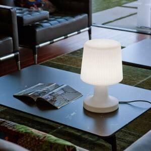 NEWGARDEN Newgarden Carmen stolná LED lampa kábel 6500K IP65