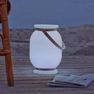 NEWGARDEN Newgarden Candela prenosná stolná lampa s batériou