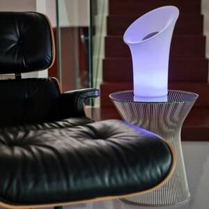 NEWGARDEN Newgarden Nipper LED lampa s reproduktorom